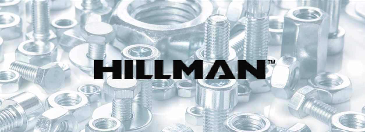 More about Hillman Fasteners at Wabash