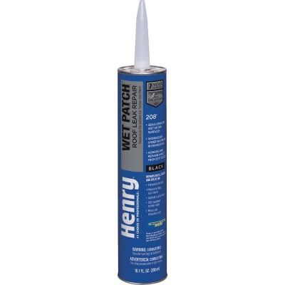 Henry 10.1 Oz. Wet Surface Plastic Roof Cement