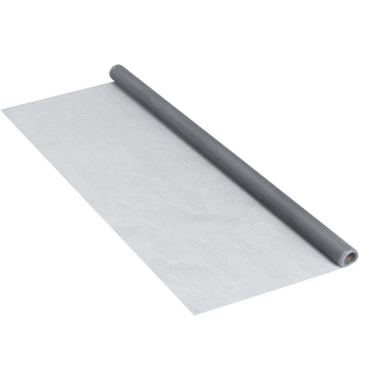 Phifer 24 In. x 84 In. Gray Fiberglass Screen Cloth Ready Rolls Image 3