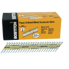 Bostitch 35 Degree Paper Tape Hot-Dipped Galvanized MCN Connector Nail, 1-1/2 In. x .148 In. (1000 Ct.) Image 1