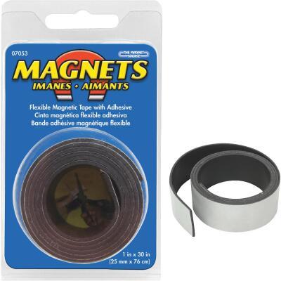 Master Magnetics 30 in. x 1 in. Magnetic Tape