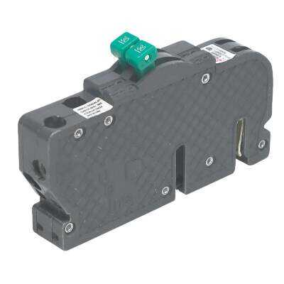 Connecticut Electric 30A/30A Twin Single-Pole Standard Trip Packaged Replacement Circuit Breaker For Zinsco