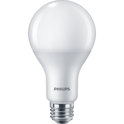 Philips 100W Equivalent Daylight A21 Medium Dimmable LED Light Bulb