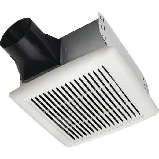 Broan Flex Series 50 CFM 0.5 Sones Bath Exhaust Fan