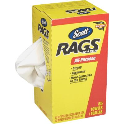 Scott Rags (85 Count)