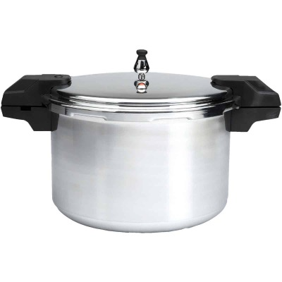 IMUSA  16 Qt. Aluminium Pressure Cooker and Canner