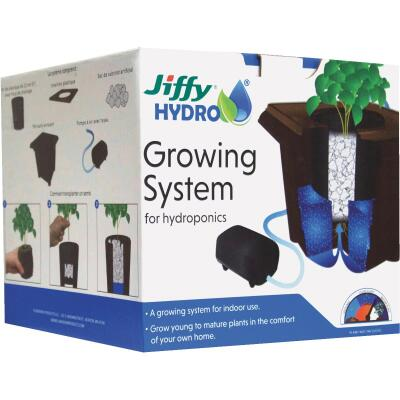 Jiffy Hydro 4 Qt. Growing System